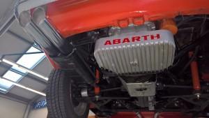 Fiat Abarth 1300-124 replica Abarth (1)