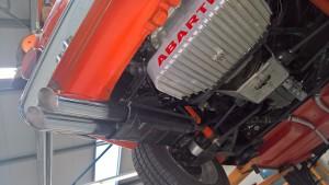 Fiat Abarth 1300-124 replica Abarth (2)