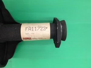 ANSA Fiat Tipo middle silencer nr. FA11723
