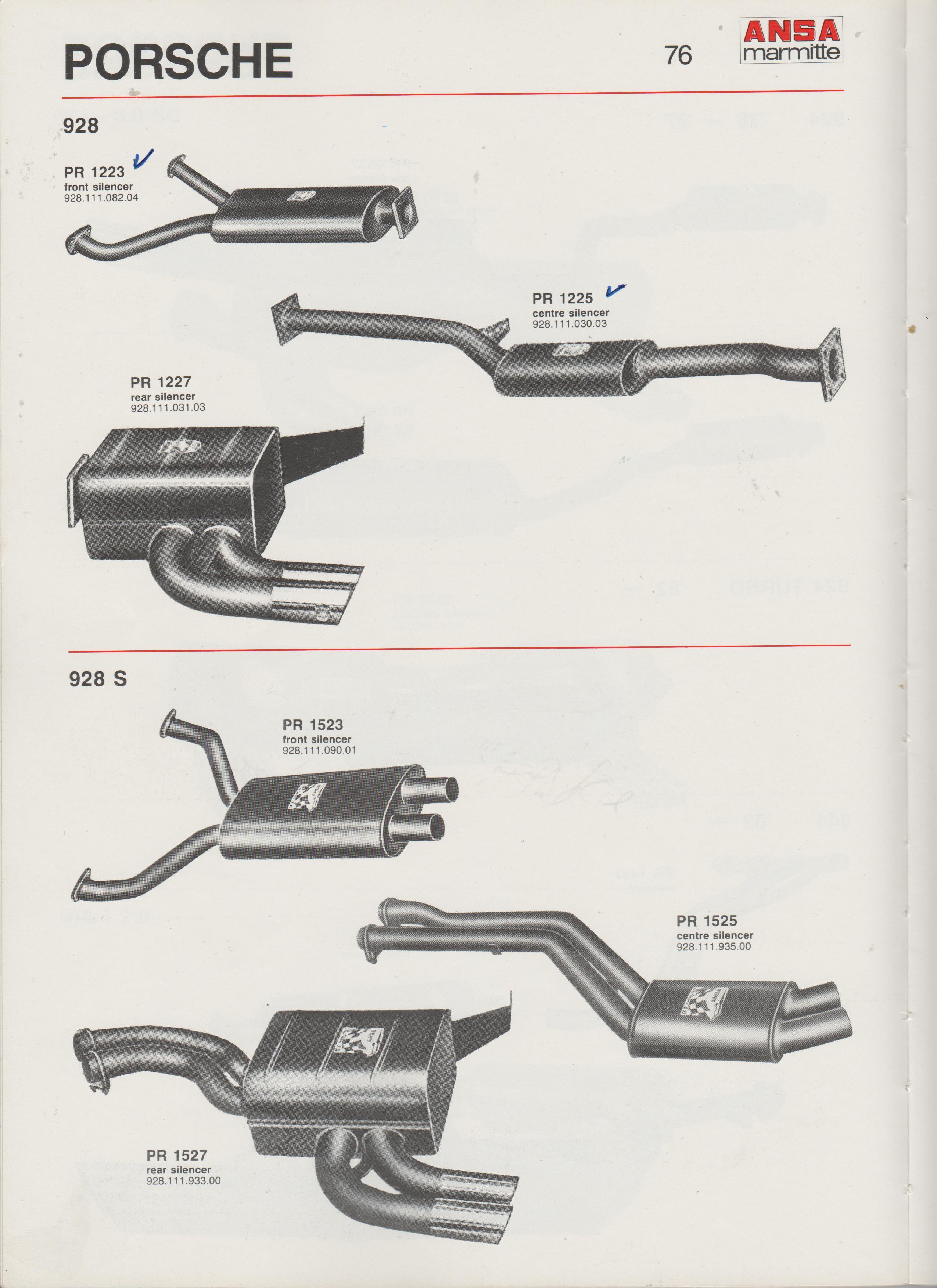 Porsche | Abarth Exhausts