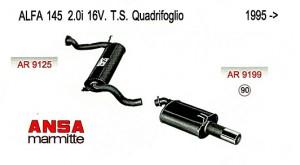 AR 9125 EN AR 9199 SET