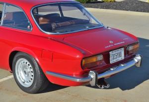Alfa Romeo 1750 GTV, Abarth nr. 1350