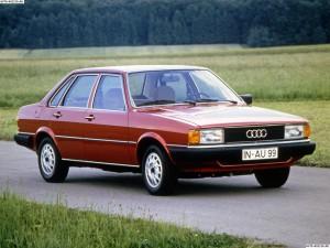 Audi 80 1985-1987