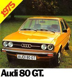 Audi 80 GT