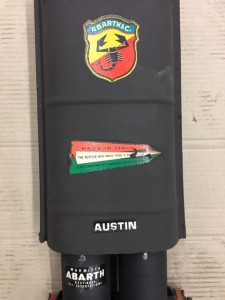 Austin Cooper S, nr. 1239 nr.1