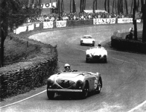 Austin Healey 100-4 Le Mans