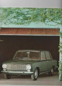 Fiat 124 Berlina
