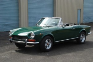 Fiat 124 Spider AS-BS