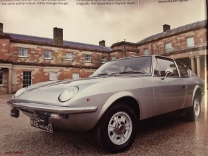 Fiat 125 Samantha Vignale nr.2