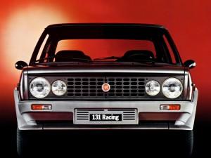 Fiat 131-racing