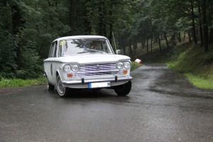 Fiat 1500 C Berlina 1965, Abarth nr. 1233 nr 4