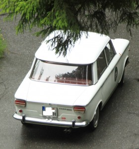 Fiat 1500 C Berlina 1965, Abarth nr. 1233 nr 5