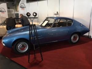 Fiat 1500 GT Ghia