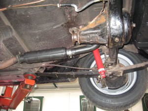 Fiat 2300 S Coupe ABARTH exhaust nr (2)
