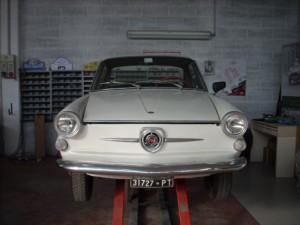 Fiat 750 Vignale Coupe
