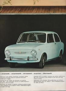 Fiat 850 Berlina