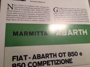 Fiat 850 Competizione nr. 1260 nr. 2