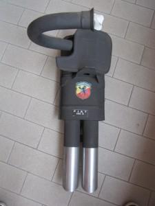 Fiat 850 Special Abarth nr. 1372