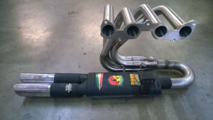 Fiat 850 stainless manifold (6)