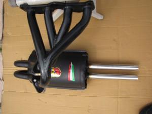Fiat-ABARTH 850-1000TC Big Barrel