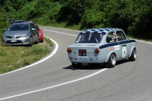 Fiat Abarth 1000 OT Silver Flag 2015 (12)
