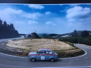 Fiat Abarth 1000 OT Silver Flag nr. 3