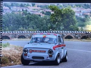 Fiat Abarth 1000 OT Silver Flag nr. 4