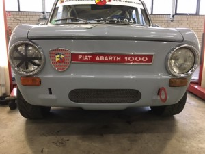 Fiat-Abarth 1000 OT grille nr.3