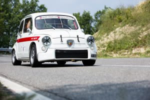 Fiat-Abarth 1000 TC Silver Flag 2014