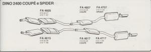 Fiat Dino Coupe 2400 ANSA FA4607 (5)