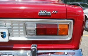 Ford 20 M TS