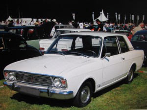 Ford Cortina Mk II, GT and 1600E (2)