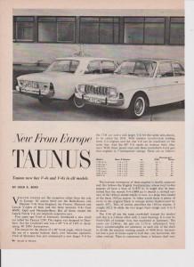 Ford Taunus P5, Abarth nr. 1270