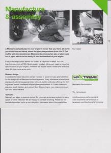 Maxtreme brochure nr. 2