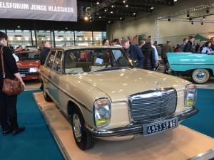 Mercedes-Benz 200-220-Diesel W115, nr. 2