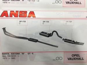 Opel Ascona-Manta B ANSA