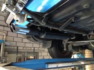 Opel Ascona-Manta B, Bosi exhaust 008