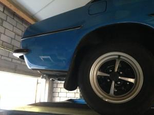 Opel Ascona-Manta B, Bosi exhaust 012