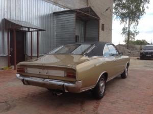 Opel Commodore A, nr. 1320 nr. 1