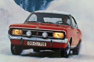 Opel Commodore GS 2,5 H