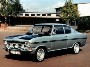 Opel Kadett 1100 SR