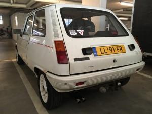 Renault R5 Abarth nr.