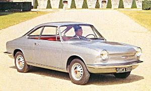 Simca 1000 Bertone coupe nr. 0