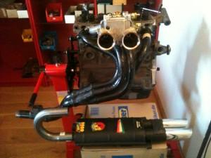 Specials Fiat 124-131 racing manifold (2)