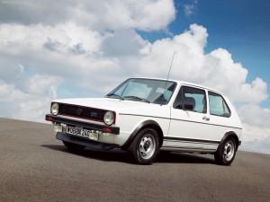 VW golf1 GTI