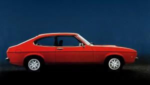 ford capri-mk II