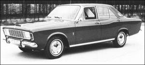 ford d 1968 taunus 20m p7a