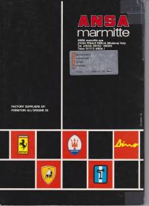 ANSA Folder back 1980