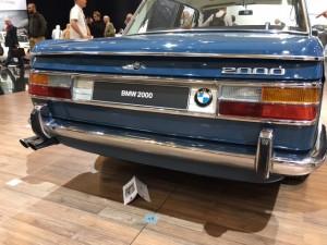 BMW 2000 Abarth