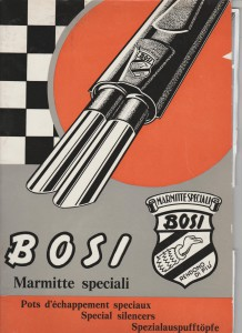 BOSI Catalogue 1970
